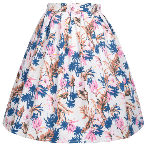 Trinity Skirt in Hawaiian Tropics