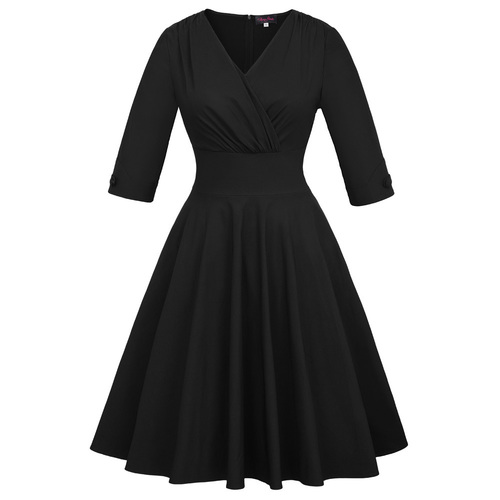 Lyla Dress (Plus Size Only) 3 Color options