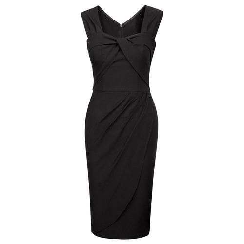 Harmony Dress (Black or Navy)