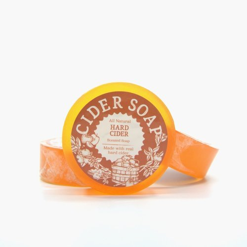 Hard Cider Beer Soap