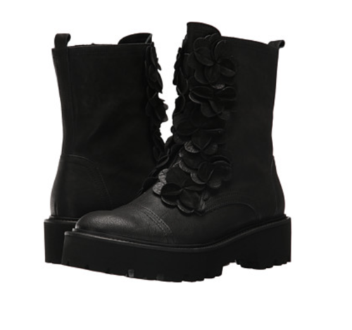 Lima Calf/Suede Boot