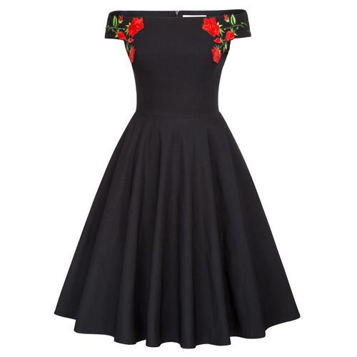 Cassidy Rose Swing dress