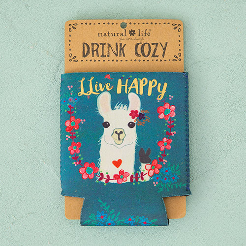 Llive Happy LLama Drink Cozy
