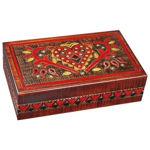 Vintage Hearts Box