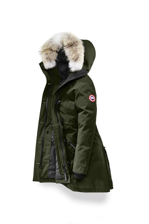 Canada Goose W Rossclair Military Green