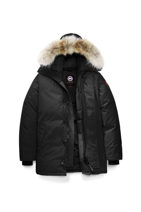 Canada Goose M Chateau Jacket Black