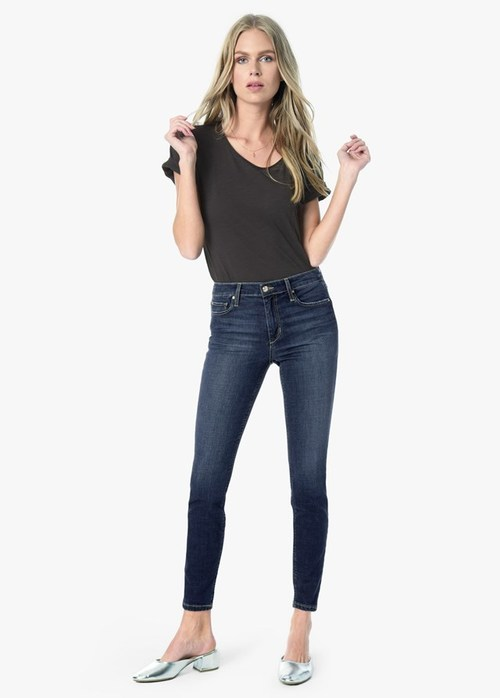 The Icon Mid Rise Ankle Skinny Tania