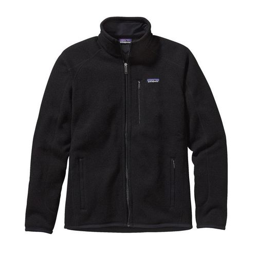 Patagonia M Better Sweater Jacket Black