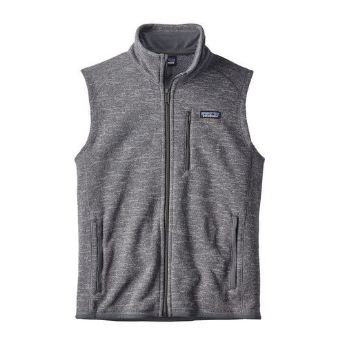 Patagonia M Better Sweater Vest Nickel