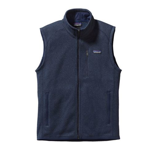 Patagonia M Better Sweater Vest Classic Navy