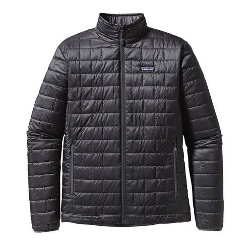 Patagonia M Nano Puff Jacket Forge Grey