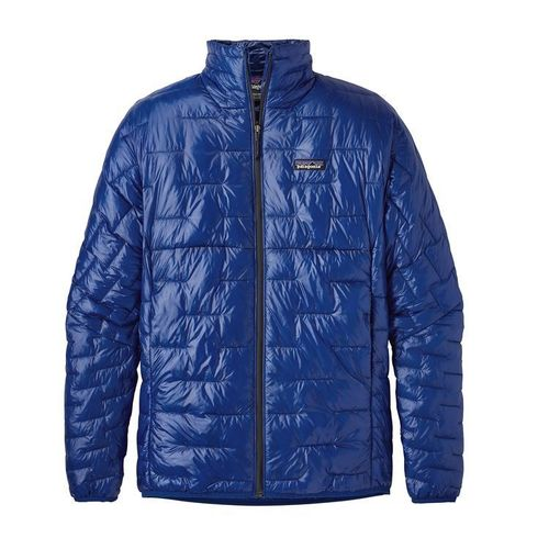 Patagonia M Micro Puff Jacket Viking Blue