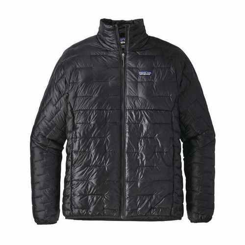 Patagonia M Micro Puff Jacket Black