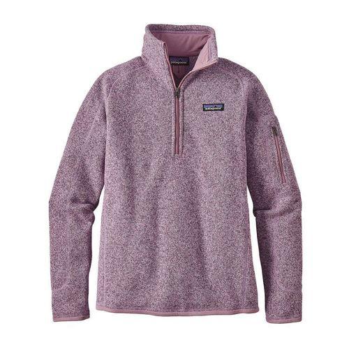 Patagonia W Better Sweater Quarter Zip Dragon Purple