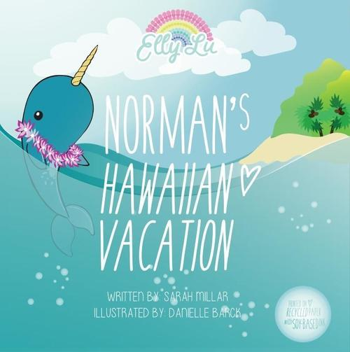 Norman's Hawaiian Vacation Book