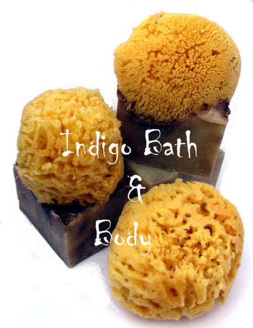 Silk and Sponge Soap