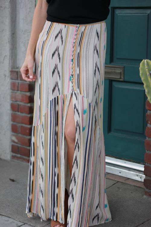Lido Maxi Skirt