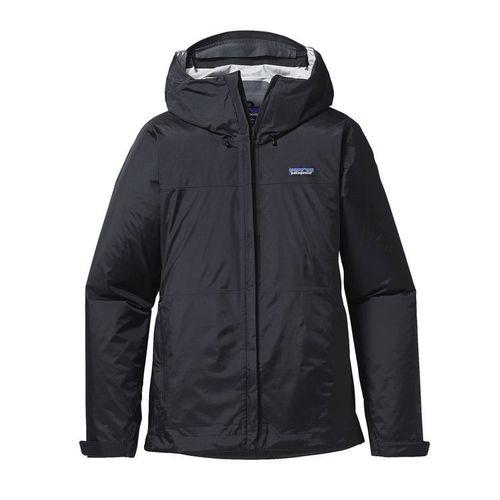 Patagonia W Torrentshell Jacket Black