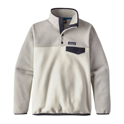 Patagonia W LW Synch Snap Birch White