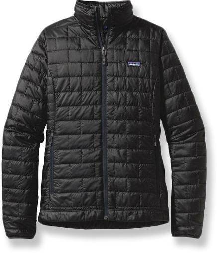 Patagonia W Nano Puff Jacket Black