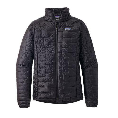Patagonia W Micro Puff Jacket Black