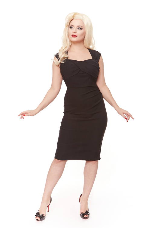Margot dress in Black