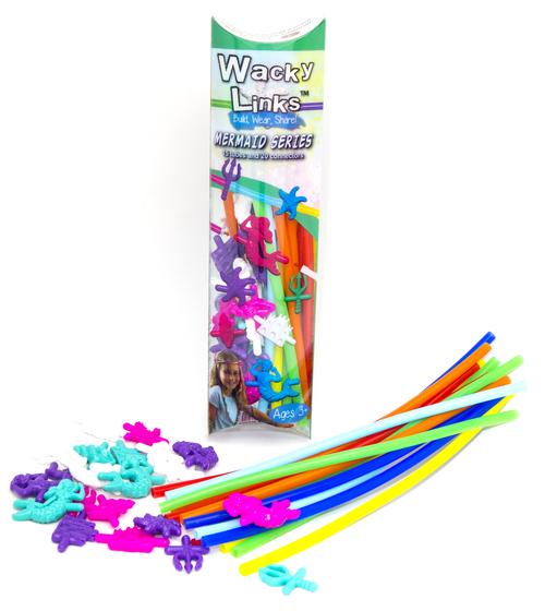 Wacky Link Mermaid Kit
