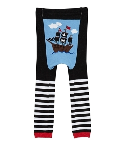 Pirate Ship Leggings