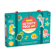 Under the Sea Activity pack