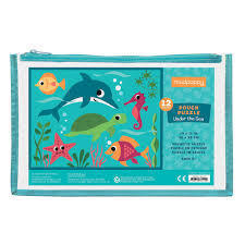 Under the Sea Pouch Puzzle