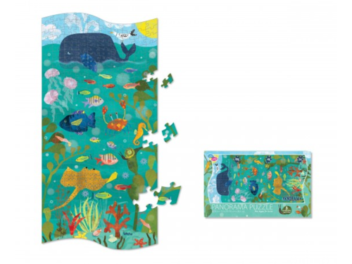 Under the Sea Panorama Puzzle