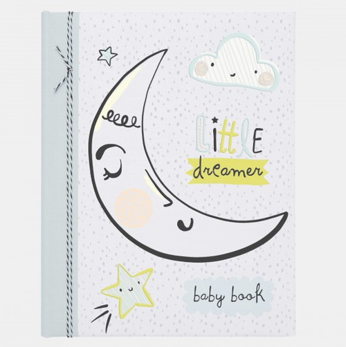 Little Dreamer Memory Book