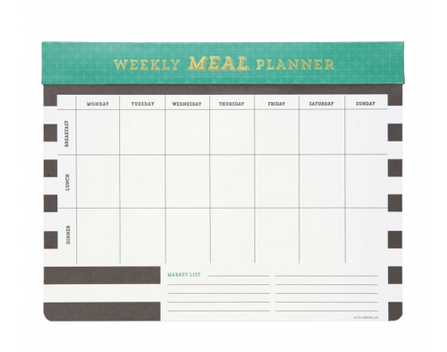 Kitchen Envy Meal Planner Pad