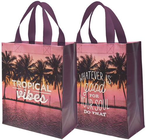 Tropical Vibes Daily Tote