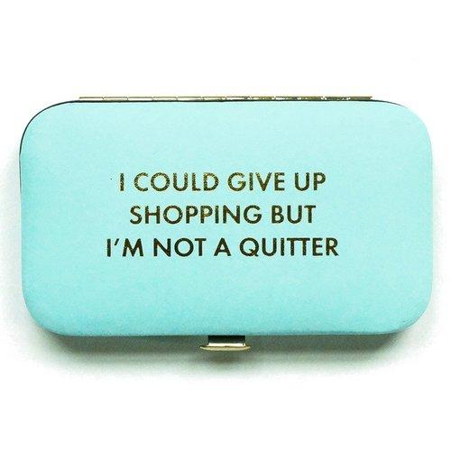 Shopping Manicure Set