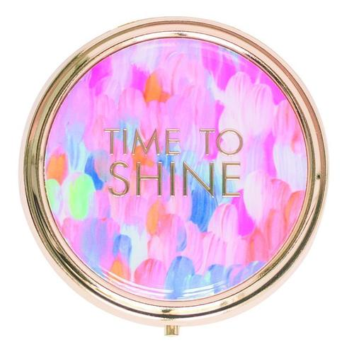 Time To Shine Pill Case