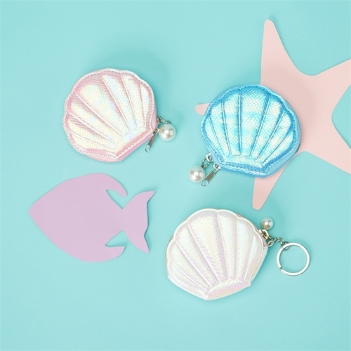 Sea Shell Coin Purse