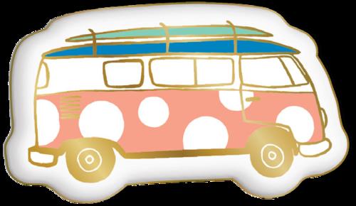 Beach Bus Trinket Tray