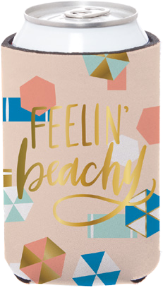 Feeling Beachy Koozie