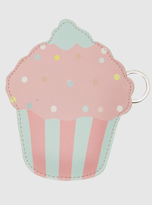 Cupcake Change Purse