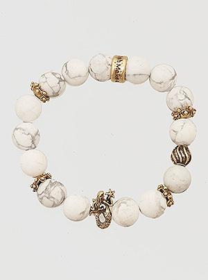 Beaded Mermaid Stretch Bracelet