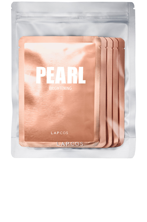 Pearl Brightening Face Mask 5 Pack