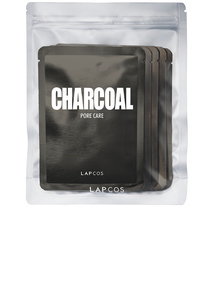 Charcoal Pore Care Face Mask 5 Pack