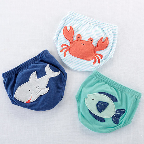 Under the Sea Diaper Covers- Boy