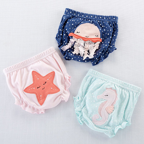 Under the Sea Diaper Covers- Girl