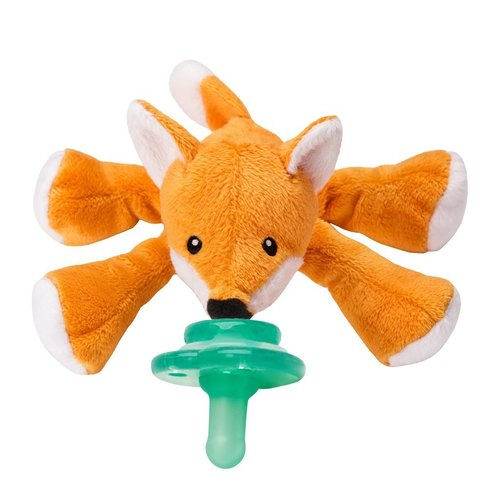 Freckles Fox Buddies Pacifier