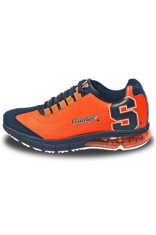 Collegiate Sneaker Women's Orange/Navy