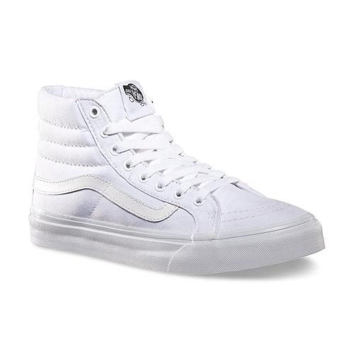 Vans Sk8-Hi Slim True White