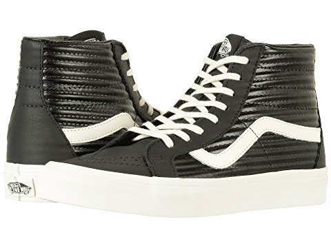 fe40dd61e28c Vans Sk8 Hi Reissue Moto Leather By Vans | J Michael Shoes | Syracuse Ny  Fashion Footwear & Accessories