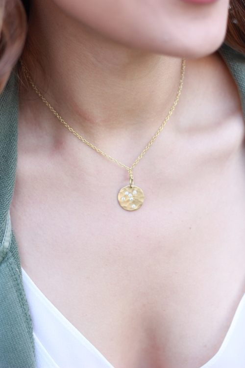 Constellation Necklace Small B